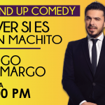 STAND UP COMEDY DIEGO  CAMARGO